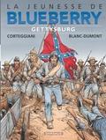 François Corteggiani et Michel Blanc-Dumont - La jeunesse de Blueberry Tome 20 : Gettysburg.