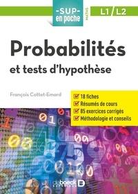 François Cottet-Emard - Probabilités et tests d'hypothèse - L1/L2.