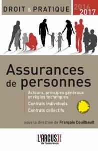 François Couilbault - Assurances de personnes.