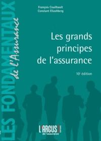 François Couilbault et Constant Eliashberg - Les grands principes de l'assurance.