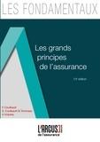 François Couilbault et Stéphanie Couilbault-Di Tommaso - Les grands principes de l'assurance.