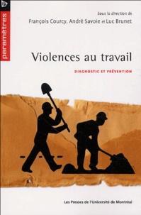 Deedr.fr Violences au travail - Diagnostic et prévention Image