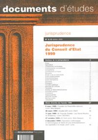 Jurisprudence du Conseil dEtat 1999. Edition 2000.pdf