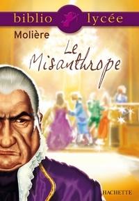 Epub téléchargements google books Bibliolycée - Le Misanthrope, Molière