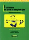 François Daniellou - L'ergonomie en quête de ses principes - Débats épistémologiques.