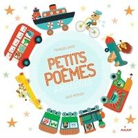 François David et Julie Mercier - Petits poèmes à roulettes.