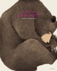 François David - Un ours, des ours.