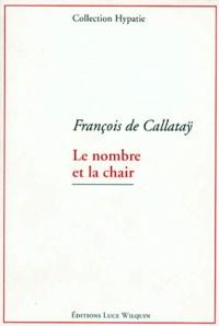 François de Callataÿ - .