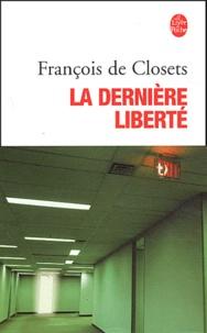 Accentsonline.fr La dernière liberté Image