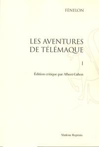 François de Fénelon - Les aventures de Télémaque - Pack en 2 volumes.