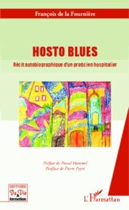 Lesmouchescestlouche.fr Hosto blues - Récit autobiographique d'un praticien hospitalier Image