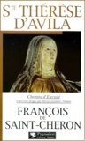 François de Saint-Cheron - Sainte Thérèse d'Avila.