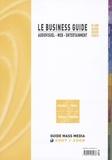 François de Saint-Exupéry - Le Business Guide 2007-2008 - Audiovisuel - Web - Entertainment.