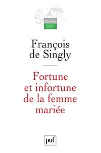 Deedr.fr Fortune et infortune de la femme mariée - Sociologie des effets de la vie conjugale Image