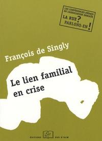 François de Singly - Le lien familial en crise - Une conférence-débat de l'Association Emmaüs.