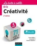 François Debois et Arnaud Groff - La boîte à outils de la créativité.