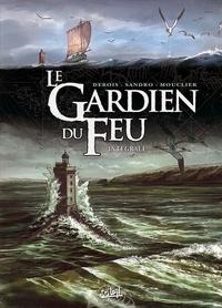 François Debois et  Sandro - Le gardien du feu  : L'Intégrale : Tome 1, Goulven et Tome 2, Adèle.