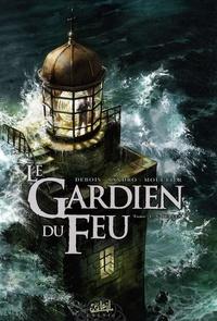 François Debois et  Sandro - Le gardien du feu Tome 1 : Goulven.