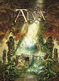 François Debois et Gwendal Lemercier - Les arcanes d'Alya Tome 2 : Ames soeurs.