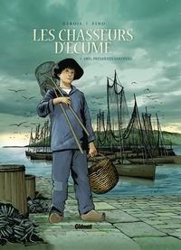 François Debois et Serge Fino - Les chasseurs d'écume Tome 1 : 1901, Premières sardines.