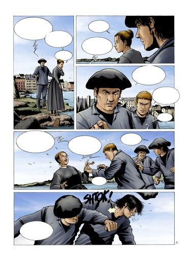 Les chasseurs d'écume Tome 2 1909, les maîtresses du quai