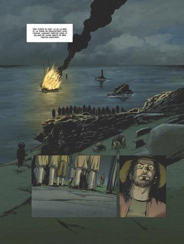 Les chasseurs d'écume Tome 7 1946, la guerre de la bolinche