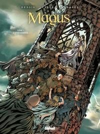 François Debois et  Cyrus - Magus Tome 3 : L'insoumise.