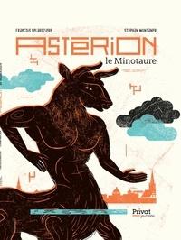 François Delarozière et Stephan Muntaner - Astérion le Minotaure.