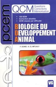François Denis - Biologie du développement animal.