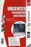 François Depret - Urgences réanimation anesthésie.