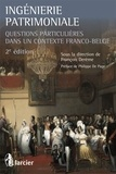 François Derème - Ingénierie patrimoniale - Questions particulières dans un contexte franco-belge.