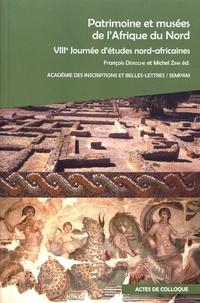 Patrimoine et musées de lAfrique du Nord - 8e Journée détudes nord-africaines.pdf