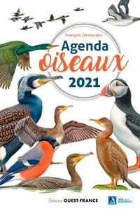François Desbordes et Marc Duquet - Agenda oiseaux.