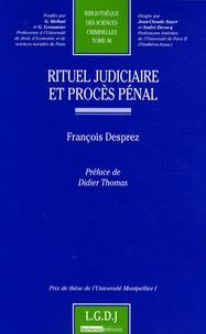 Rituel judiciaire et procès pénal.pdf