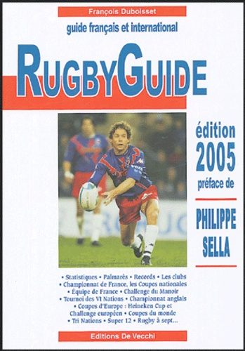 François Duboisset - RugbyGuide - Guide français et international.
