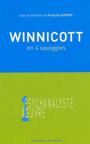 François Duparc - Winnicott en quattre squiggles.