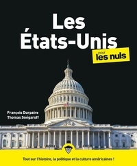 François Durpaire et Thomas Snégaroff - Les Etats-Unis pour les nuls.