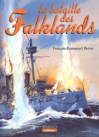 François-Emmanuel Brézet - La bataille des Falklands.