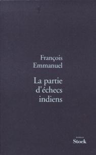 François Emmanuel - La partie d'échecs indiens.