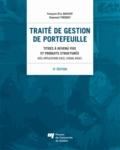 François-Eric Racicot et Raymond Théoret - Traité de gestion de portefeuille - Titres à revenu fixe et produits structurés avec applications Excel (Visual Basic).