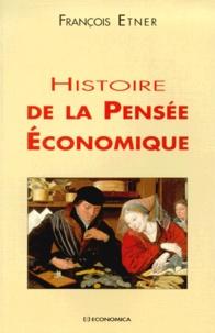 Histoiresdenlire.be Histoire de la pensée économique Image