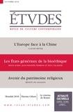 François Euvé - Etudes N° 4253, octobre 201 : .