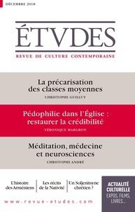 François Euvé - Etudes N° 4255, décembre 20 : .