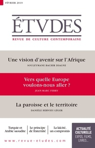 François Euvé - Etudes N° 4257, février 201 : .
