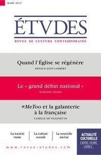 François Euvé - Etudes N° 4258, mars 2019 : .