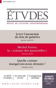 François Euvé - Etudes N° 4263, septembre 2 : .
