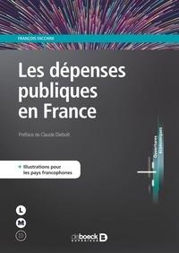 François Facchini - Les dépenses publiques en France.