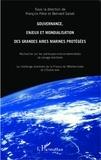 François Féral et Bernard Salvat - Gouvernance, enjeux et mondialisation des grandes aires marines protégées - Recherche sur les politiques environnementales de zonage maritime - Le challenge maritime de la France de Méditerranée et d'Outre-mer.