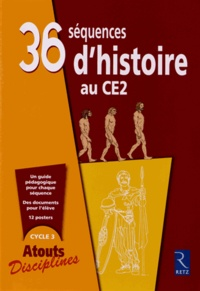 François Fontaine et Christian Lamblin - 36 séquences d'histoire au CE2.