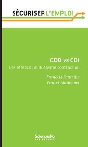 Openwetlab.it CDD vs CDI - Les effets d'un dualisme contractuel Image